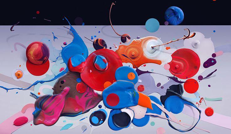 Showcase of Artworks by Pawel Nolbert