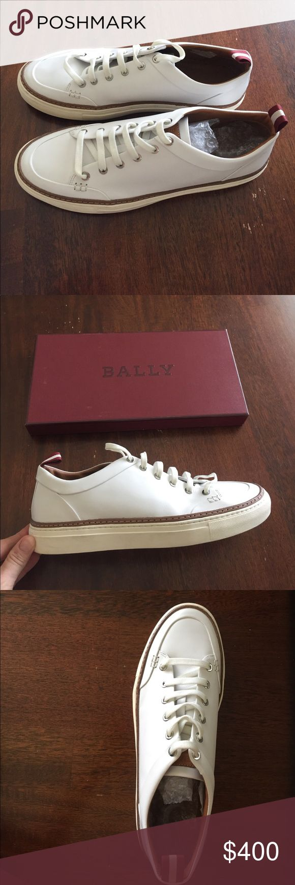 Bally Men's Size 11 Hernando Shoes - Never worn Brand new never work Bally men's shoes. With box Bally Shoes Sneakers