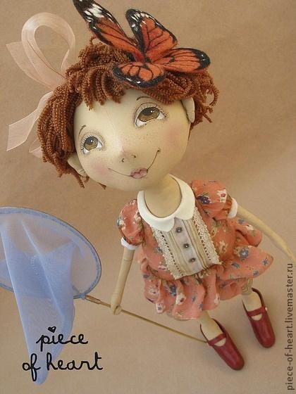 Ароматизированные куклы ручной работы. Ярмарка Мастеров - ручная работа улетела?!.... Handmade.