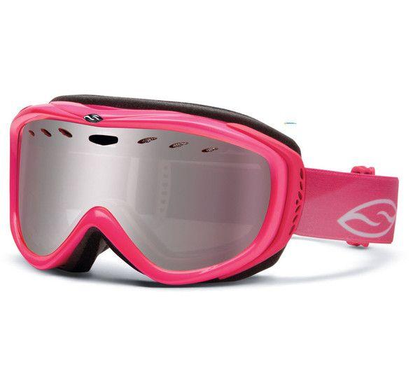 My new Ski googles - 2014 Smith Cadence Ski Snowboard Goggles Pink Ignitor