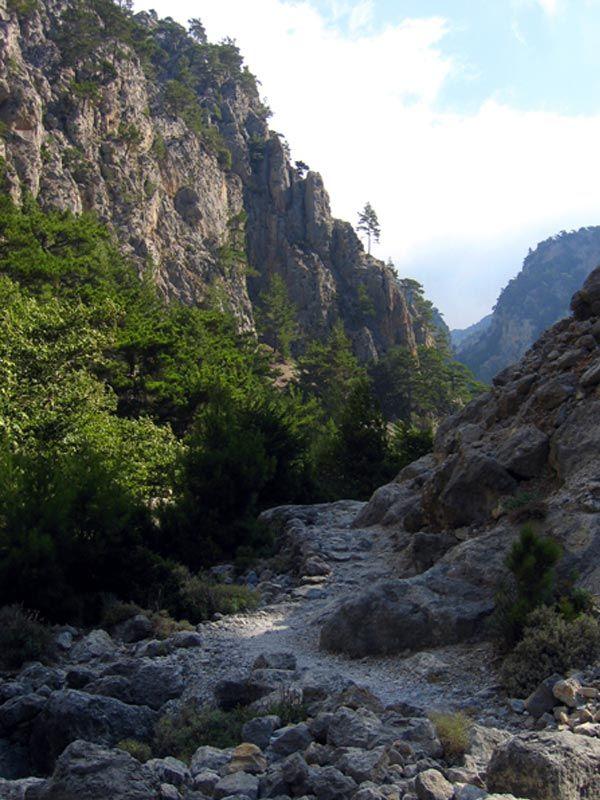 Agia Eirini Gorge