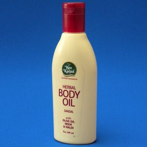Сандаловое масло для тела