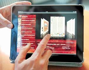 """Libro digital en México está en """"pañales"""".  Carmen Ospina, directora de división digital de Random House Mondadori México, aseguró que el mercado es nuevo y existen pocas plataformas hasta ahora desarrolladas."""