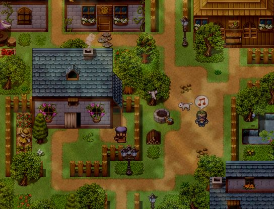 17 Best Images About Rpg Maker Maps On Pinterest Roof