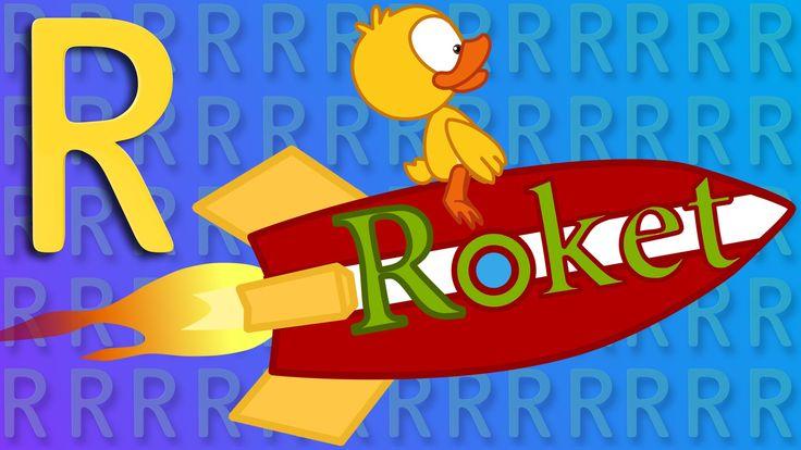 R Harfi - ABC Alfabe - Çocuk Şarkıları http://www.canimanne.com/r-harfi-abc-alfabe-cocuk-sarkilari.html R Harfi – ABC Alfabe SEVİMLİ DOSTLAR Eğitici Çizgi Film Çocuk Şarkıları Videoları