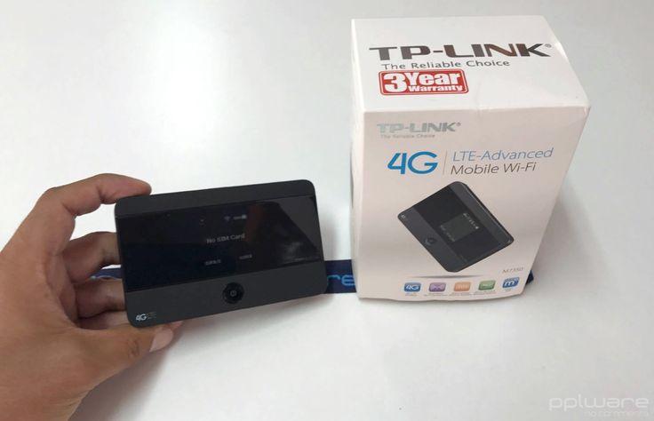 Uma das características em que o Hotspot TP-Link M7350 se destaca da concorrência é o facto de ter suporte para a ligação de 10 dispositivos Wi-Fi em simultâneo