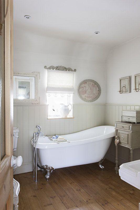 Bellissimi arredi in stile Shabby in un Cottage Inglese - Il blog italiano sullo Shabby Chic e non solo