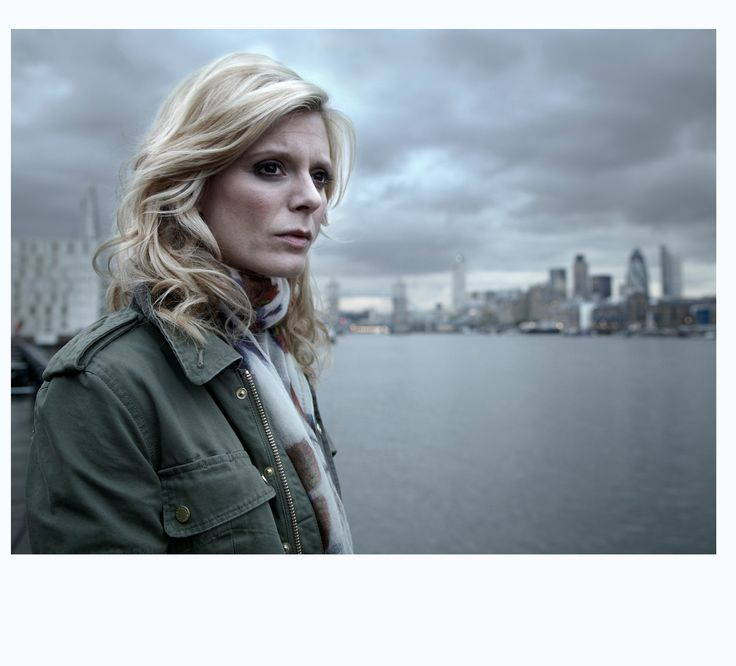 Emilia Fox by Jonathan Ford. Silent Witness BBC.