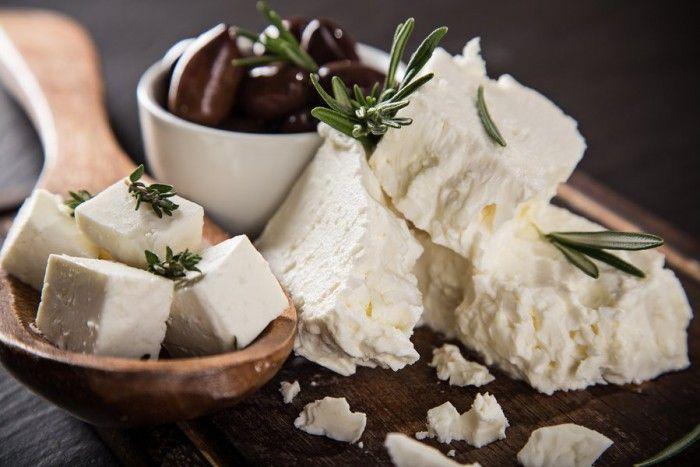 Рецепт домашнего сыра Фета
