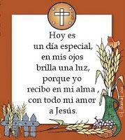 """""""No me habéis elegido vosotros a mi, sino que yo os elegí a vosotros y os he destinado para que vayáis y déis frutos"""". San Juan 15-16. He v..."""