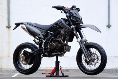 Modifikasi Motor KLX 150 Trail