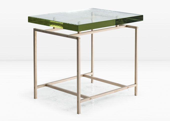 Frazier Side Table by Khouri Guzman Bunce Limited