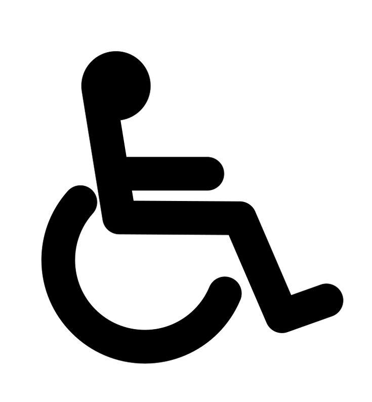 Wheelchair Clip Art Download