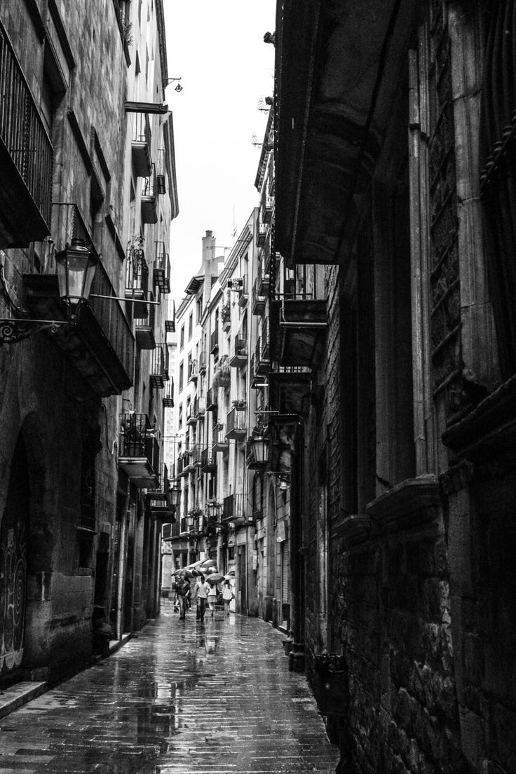 Barri Gòtic, Barcelona. By Eduardo Porath on 500px