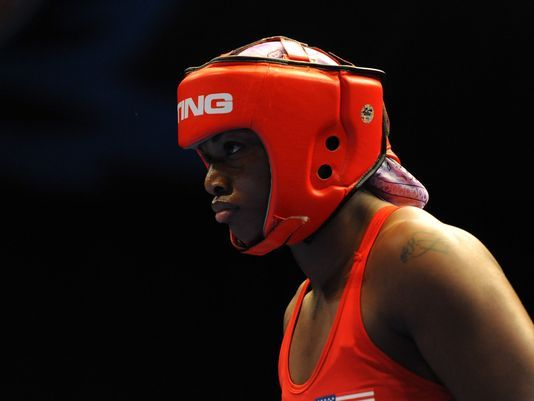 USA's Claressa Shields Into Rio Boxing SFs! The Defending Champion is going to medal again.  The 2012 gold medal boxer from Flint, Michigan, assured herself of that with a 3-0 decision over fellow middleweight Iaroslava Iakushina on Wednesday in Rio 8/17/16