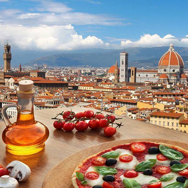 Mit wem geht ihr in Rom eine Pizza essen? 💕 #rom #italien #pizzaessen #blauerhimmel #unternehmungen #wanderlust #fernweh…