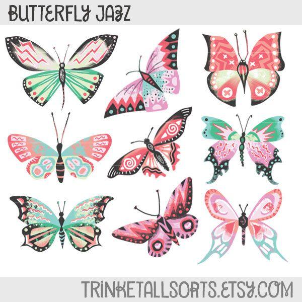 butterfly clip art spring clipart butterflies clipart