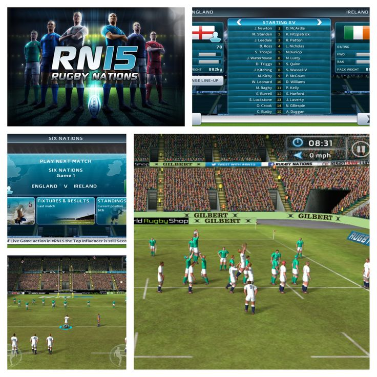 Since it's the season, why not play in your very own SIX NATIONS in Rugby Nations 15?  Choose your favourite team from the northern hemisphere and try to become the next SIX NATIONS champions.  #play #sixnations #6nations #rugby #union #RN15 #mobile #games #video #win #event #ios #android #googleplay #theappstore #humpday http://www.dmc-ops.com/rn15storelink.php