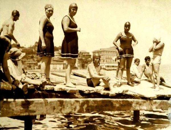 Tarabya'da 1930lar... #istanbul #tarabya #istanlook