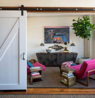 10 Incredible Interiors That Use Barn Doors by Sarah Sarna on Bob Vila Nation