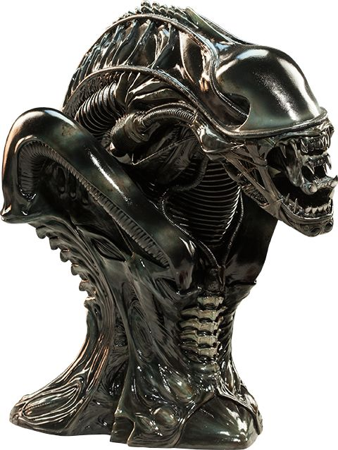 Alien Warrior Legendary Scale™ Bust http://affiliates.sideshowtoy.com/Tracker.aspx?aid=2714&sku=200234&cid=238