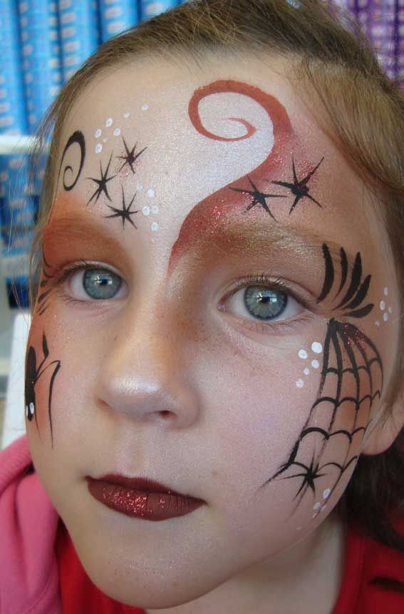 196 best images about face painting halloween on pinterest. Black Bedroom Furniture Sets. Home Design Ideas