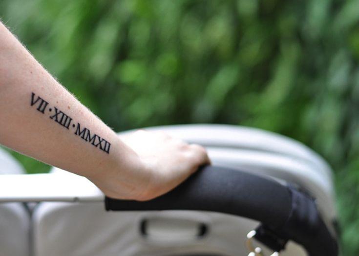 roman-numeral-tattoo-font.jpg (770×550)