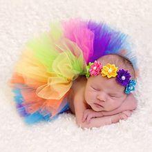 Dětské Fotografie rekvizity kojenců novorozenec Bižuterie Tutu šaty sukně čelenka Peacock Ruční háčkování Beanie Beaded Cap 0-4M (Čína (pevninská část))
