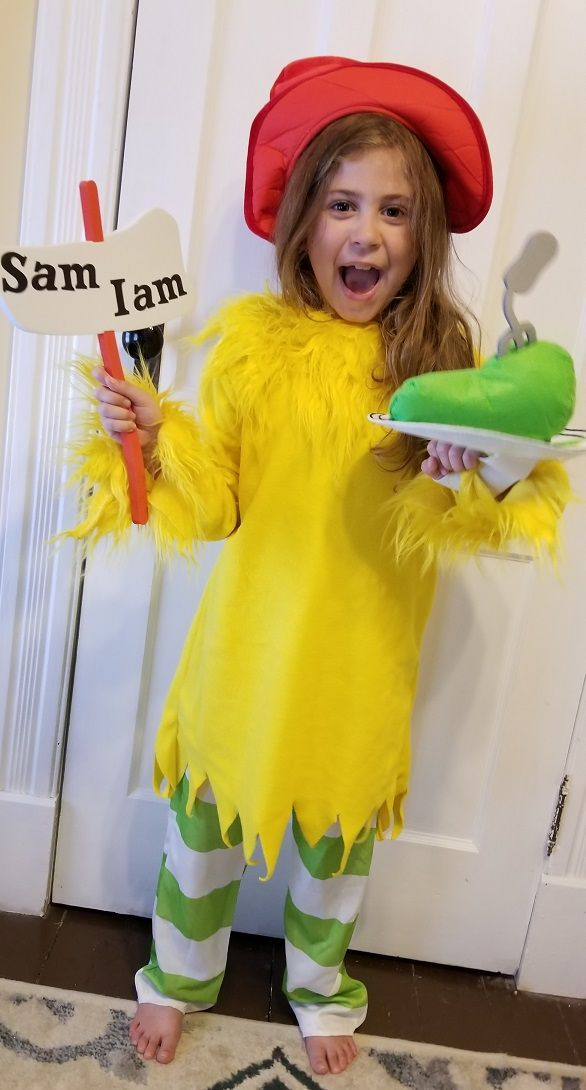 This Dr Seuss Halloween Costume Is Perfect For Your Young