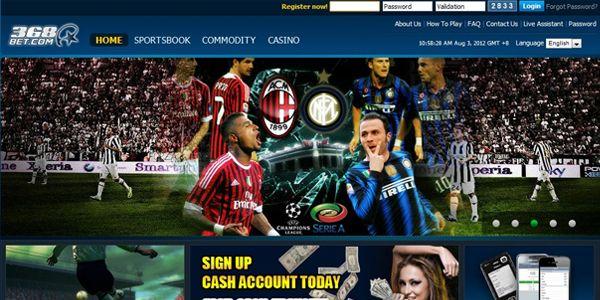 Agenbola1388.co - Join bersama Agen 368bet Online Terpercaya Indonesia yang melayani jasa pembuatan Account (ID) dan transaksi bermain taruhan online disitus.