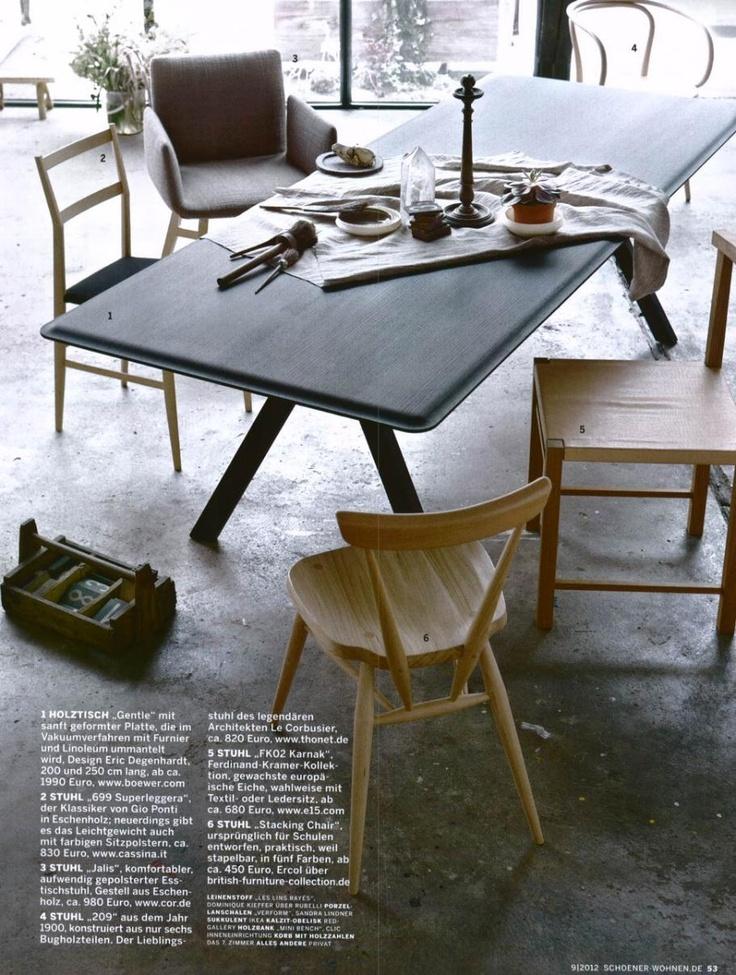 SCHÖNER WOHNEN - 699 IMBOTTITA, design Gio Ponti