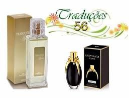 Traduções Gold Nº 56 Feminina 100 ml Moderado. Floral sweet Saida: Açafrão, Mel, Damasco. Corpo: Jasmim, Orquidea, Peonia. Fundo: Incenso.
