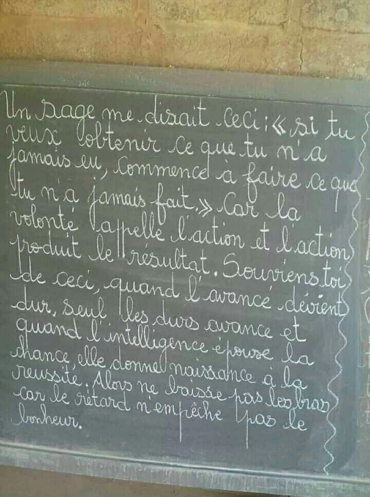 Pin By Yannick Kemmei On Citations Chalkboard Quote Art Art Quotes Chalkboard Quotes