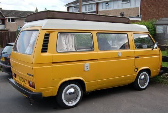 a proper camper at last! T25 - VW Forum - VZi, Europe's largest VW, community and sales