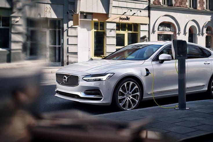 Volvo steht für neue Standards für Elektrofahrzeuge – Олег Яровый