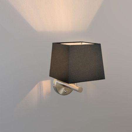 Mix 'n Match Wandlamp Combi 18cm vierkant - 50€ - Lampenlicht.be