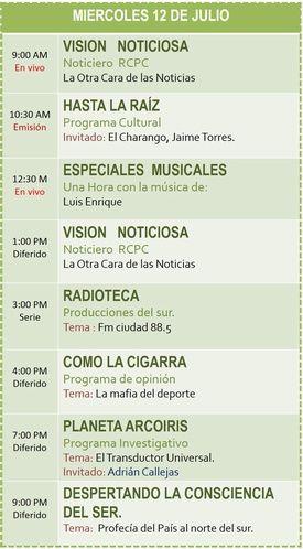 RCPC - Radio Cultural Planeta Consciencia
