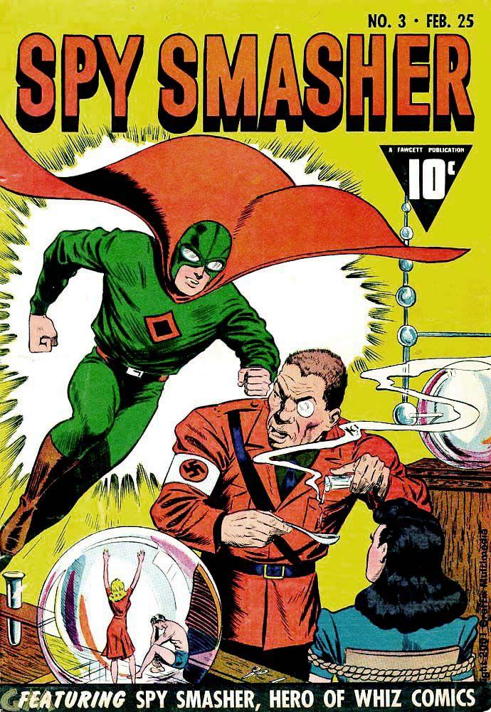 Free Golden Age comic book online reprints.