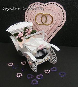 Craft Robo Gsd File Template The Wedding Car