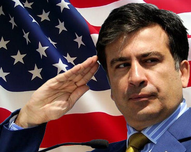 Саакашвили новый Украинский Президент