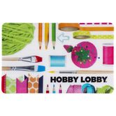 Gift card to any craft store :)
