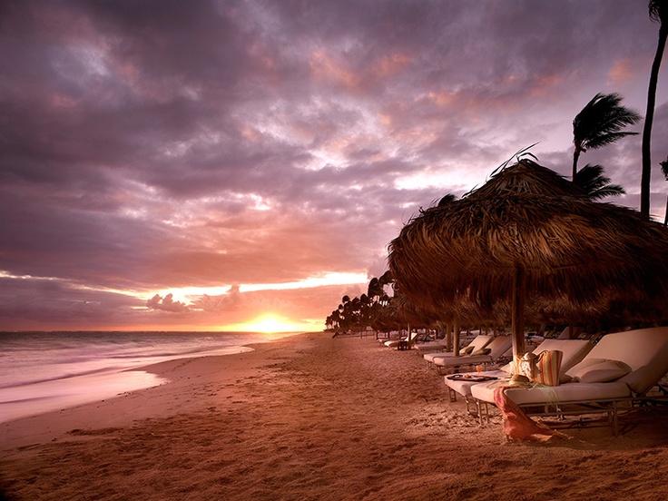 Punta Cana Beach Sunrise