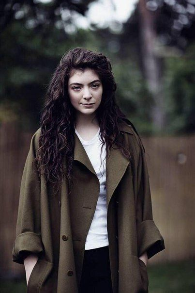 Lorde in Paris for We Love Green Festival