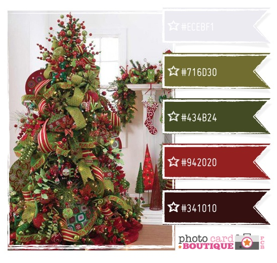 17 best images about color scheme on pinterest color for Christmas tree color schemes