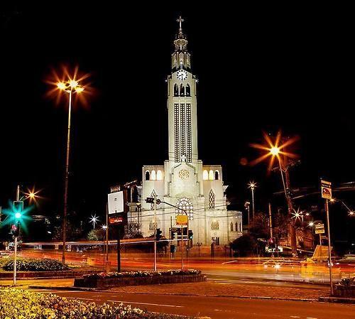 Igreja de São Pelegrino, Caxias do Sul, RS.