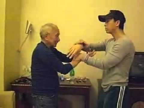 Ip Chun  +  Donnie Yen ~ Chi Sao