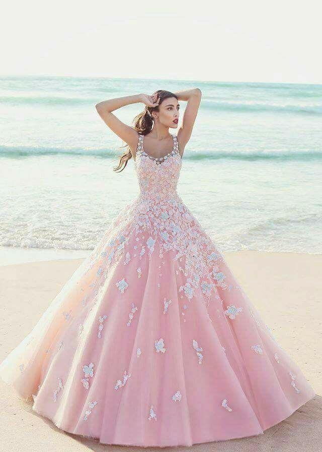 113 best La magia de tus 15 images on Pinterest   Wedding dress ...