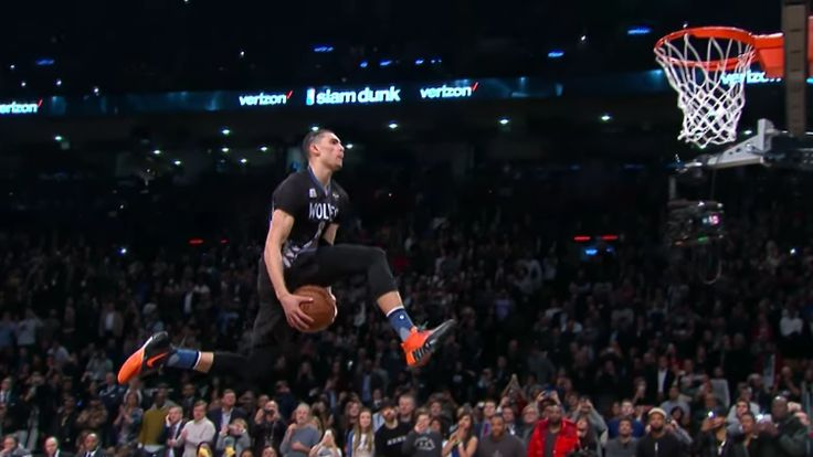 Zach LaVine Defends Dunk Contest Crown... You can't take nothing away from Zach he was just flawless.. Aron was sick too...