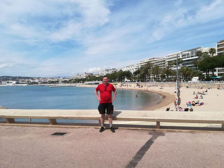 No, tämä kuva nyt ainakin on Cannesista.
