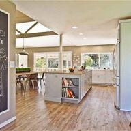 Charming Bungalow - modern - Kitchen - Boston - Adams + Beasley Associates